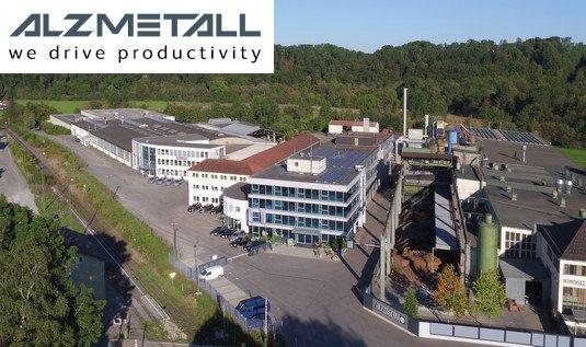 Welcome to IndustryArena: ALZMETALL