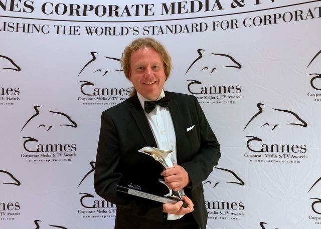 ifm once again awarded with a silver dolphin in Cannes