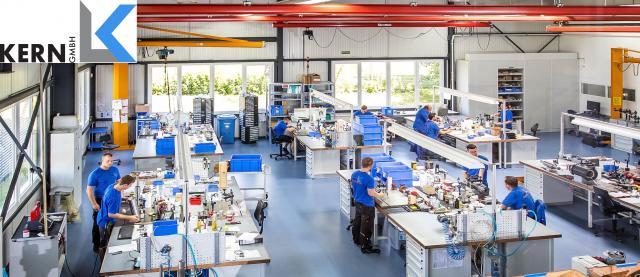 New on IndustryArena.com: KERN GmbH Spindel Full-Service