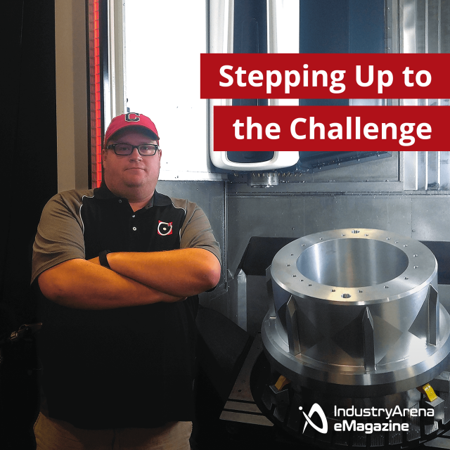 Stepping Up to the Challenge