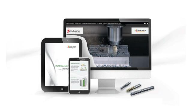 New Walter White Paper – Dynamic Milling