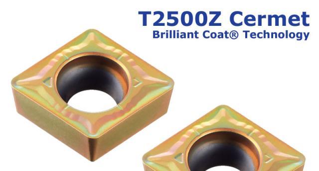 T2500Z Cermet anstatt Hartmetall