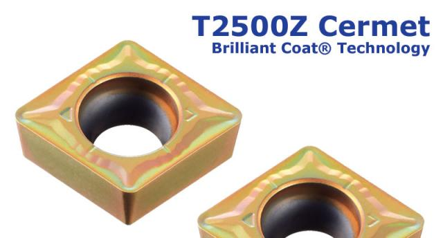 T2500Z Cermet vs carbide