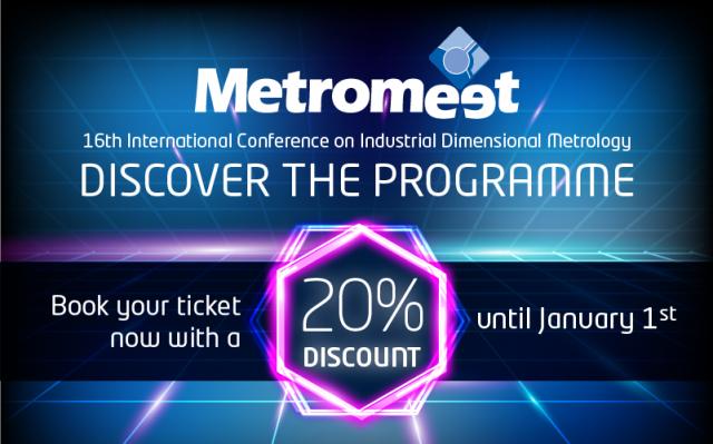 Metromeet 2020 wird dank seines Konferenzprogramms Licht in die Zukunft der Messtechnik bringen