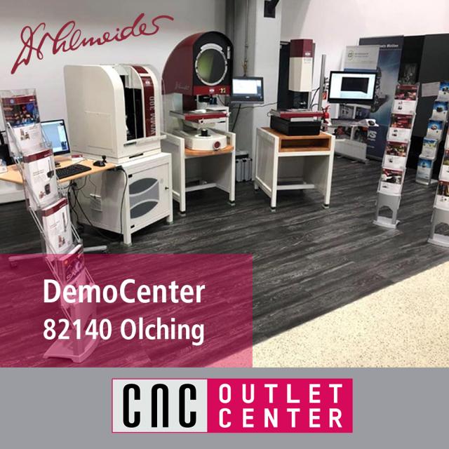 Dauerhaftes Democenter in Olching