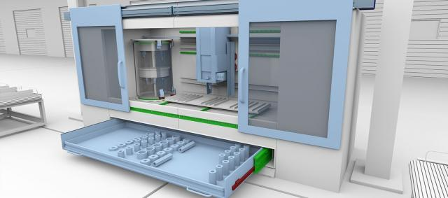 Rollon solutions for industrial machines