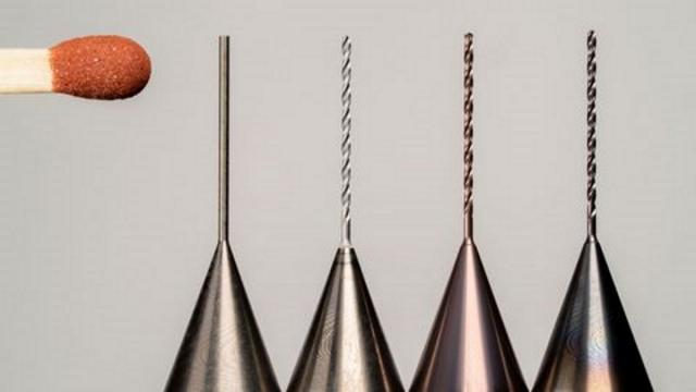 Mikrowerkzeuge als Lösung für die Elektronikindustrie