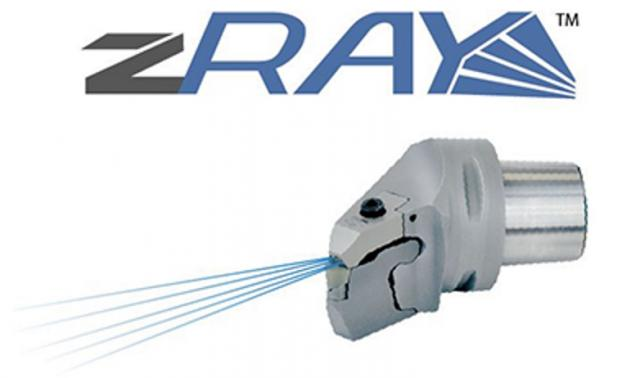 zRay: Drehhalter mit auswechselbarer Kassette