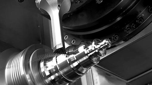 Effiziente Nutzung von Fräskopf/B-Achse: HIGH DYNAMIC TURNING mit FREETURN-Tools
