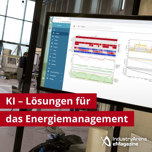 KI – Lösungen für das Energiemanagement