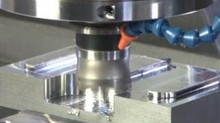 MR290 - the new square shoulder cutter