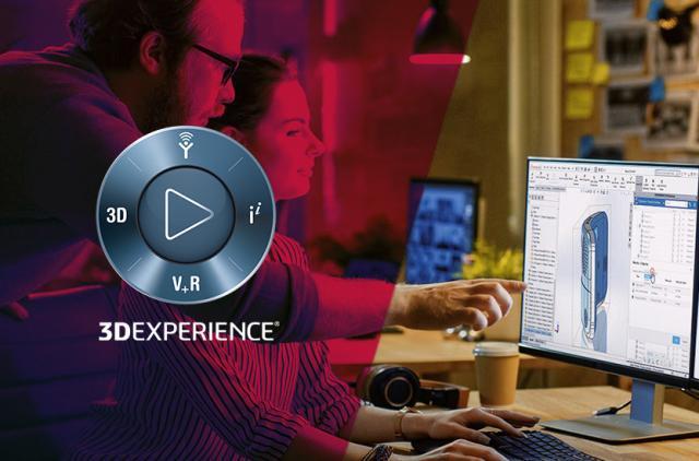 Ihr Eintritt in die Welt der 3DEXPERIENCE Plattform