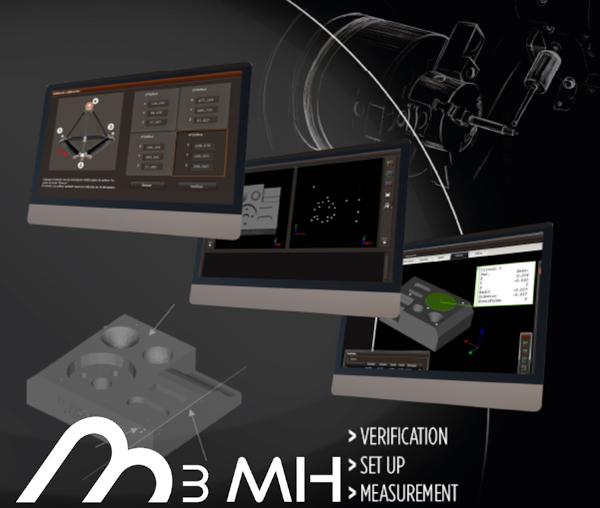 M3MH | Revolution 4.0 auf der Werkzeugmaschine
