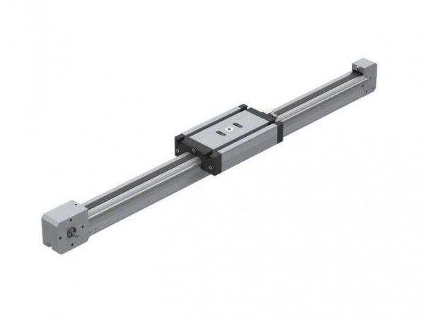 Linear unit with toothed belt drive LEZ 1