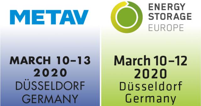 METAV 2020 & ENERGY STORAGE EUROPE: Energy storage reduces costs and emissions