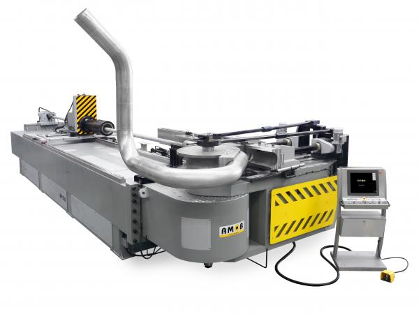 CNC Pipe Bender - The CH Series
