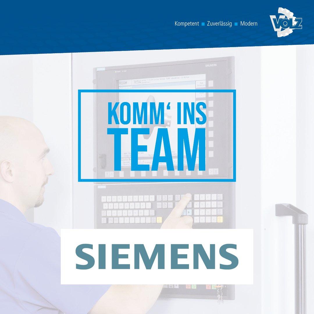 CNC-Servicetechniker  SIEMENS (m/w/d)