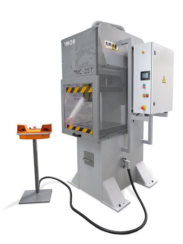 C Frame Hydraulic Press - The PHC Series
