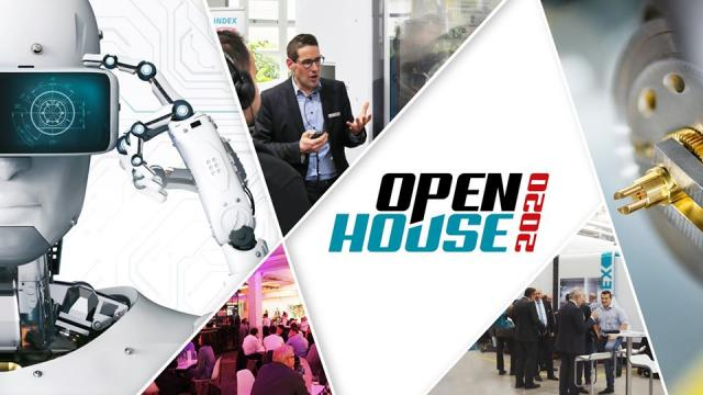 OPEN HOUSE 2020 April 21 - 24 // Reichenbach an der Fils, Germany