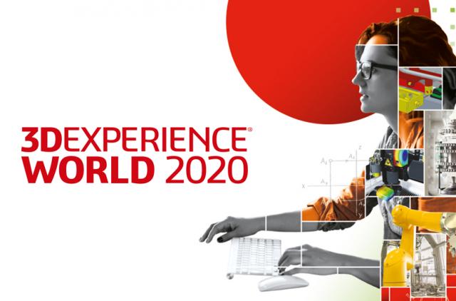 3DEXPERIENCE WORLD 2020 – Die Highlights