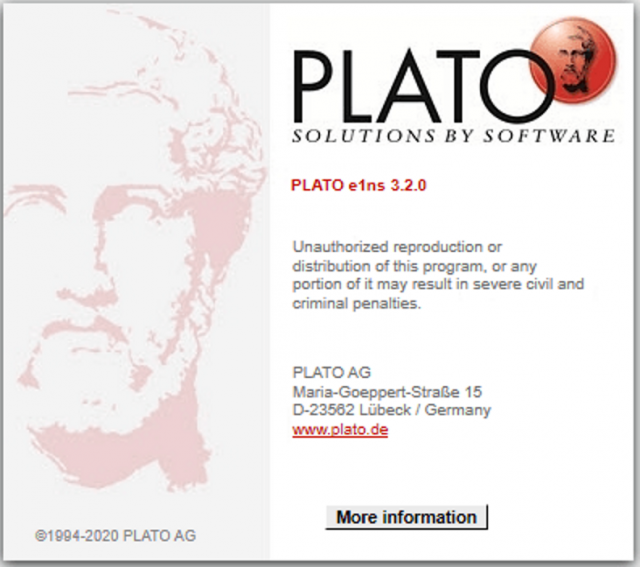 New version of PLATO e1ns is available for download