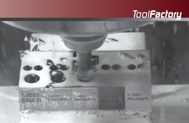 Sind Sie auf der Suche nach effizienten Bohrwerkzeugen für die Zerspanung?