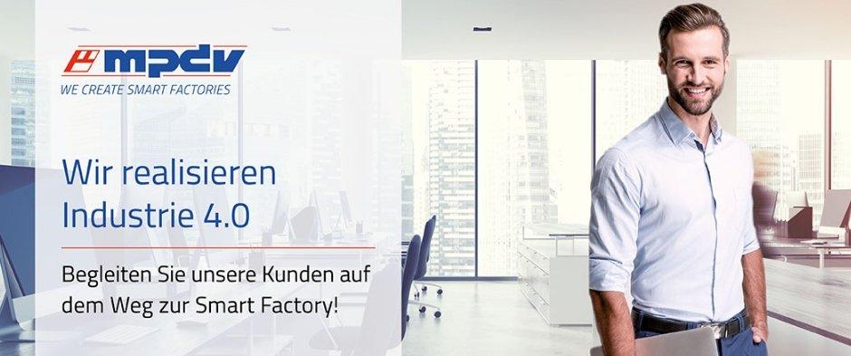 IT Consultant Smart Factory Software / MES (m/w/d)