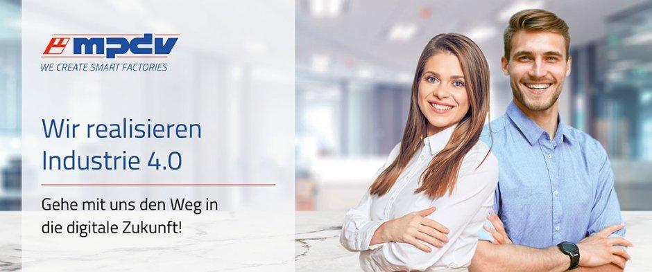 Junior Sales Manager für das neue Produkt Manufacturing Integration Platform (m/w/d)