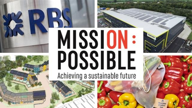 The sustainability success stories of the week: RBS's climate goals and Aldi's plastic bag crackdown