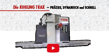 Schnelle, lineargeführte Fahrständer-Fräsmaschine für die dynamische Bearbeitung