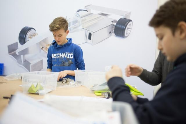 Cool technology – Special Youth Show presenting careers in mechanical and plant engineering