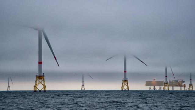 Zukunft Offshore - und die Steckdose für Meereswindturbinen von übermorgen
