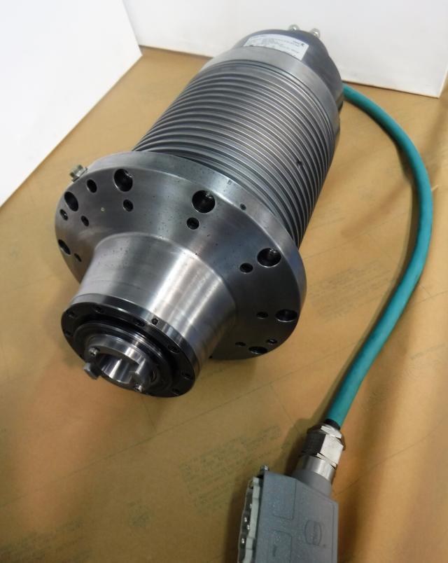 Spindelreparatur einer StepTec HVC230E