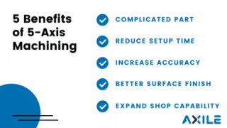 5 Benefits of 5-Axis Machining