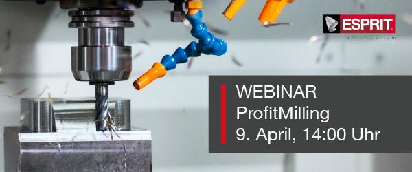 Live-Webinar: ProfitMilling