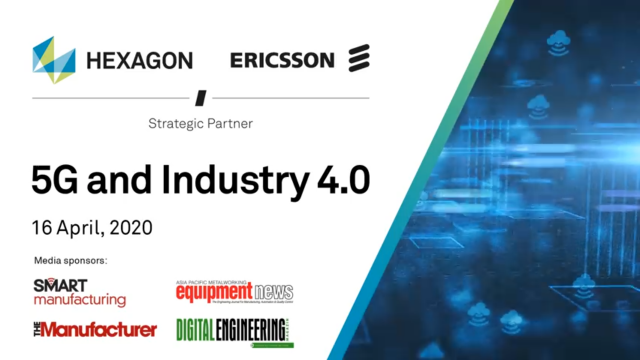 Free Webinar: Hexagon & Ericsson