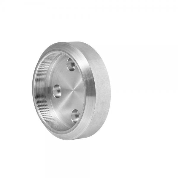 Spindle w. deflection - Adapter flange