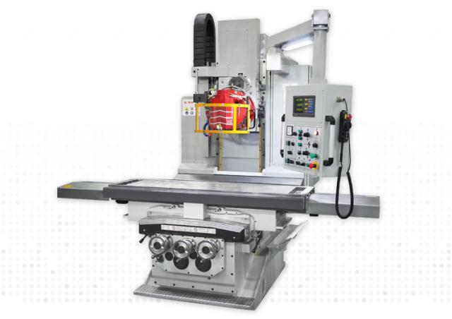 KIHEUNG KMB – Konsolfräsmaschinen mit schwerer Maschinenbasis für eine kraftvolle Zerspanung