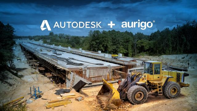Autodesk Invests in Aurigo Software to Bolster Construction Technology Offering for Owners