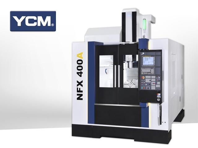 5-Achsen Bearbeitungszentren: YCM NFX 400 – kompakt, schnell und leistungsstark!