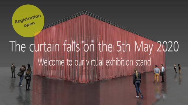 Virtual exhibition - The curtain falls today!