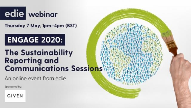 edies webinar: All three online events from the CSR reporting and communications sessions