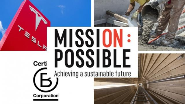 The sustainability success stories of the week: Wooden turbines and Electric's net-zero homes