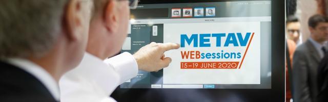 METAV Websessions: umati ist dabei!