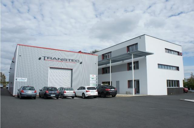 AXILE's Distributor: TRANSTEC in France