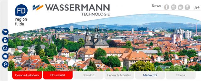 WASSERMANN TECHNOLOGIE in den regionalen Medien aus der Serie