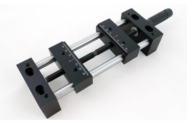 CNC-STEP Zentrierschraubstock