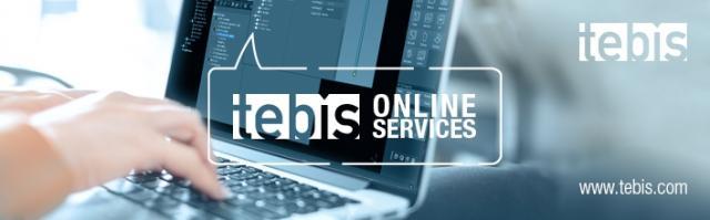 Tebis Services jetzt auch online nutzen
