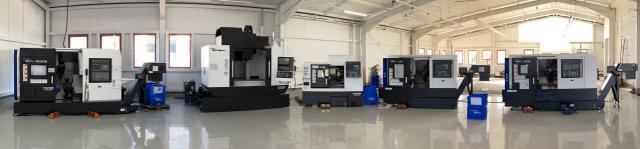 Eröffnungsfeier der neuen Vertriebsniederlassung Bayern der MLE-TEC in Gochsheim