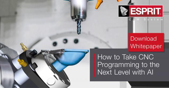 Learn How to Take CNC Programming to the Next Level with AI